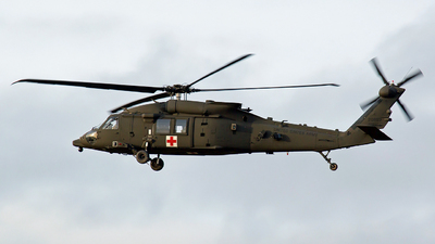 16-20857 - Sikorsky HH-60M Blackhawk - United States - US Army