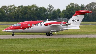 I-PDVP - Piaggio P-180 Avanti Evo - Private