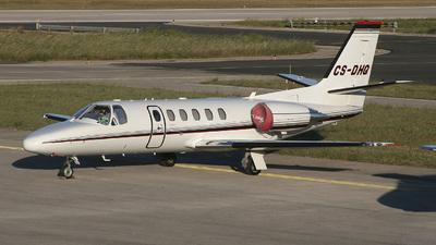 CS-DHQ - Cessna 550B Citation Bravo - NetJets Europe