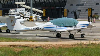 B-9876 - Diamond DA-40D Diamond Star - Private