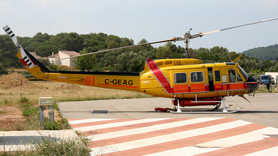 C-GEAG - Bell 205A-1 - Eagle Copters