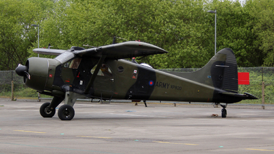 G-CICP - De Havilland Canada DHC-2 Mk.I Beaver - Private
