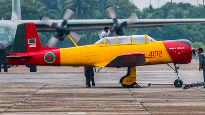 4102 - Nanchang PT-6A - Bangladesh - Air Force