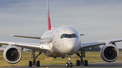 HL8078 - Airbus A350-941 - Asiana Airlines