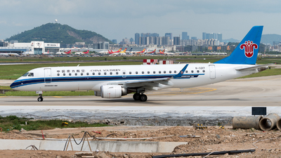 B-3217 - Embraer 190-100LR - China Southern Airlines