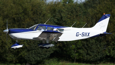 G-SIIX - Piper PA-32-260 Cherokee Six - Private
