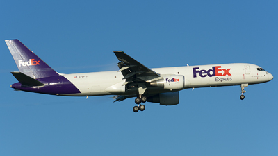 N797FD - Boeing 757-222F - FedEx