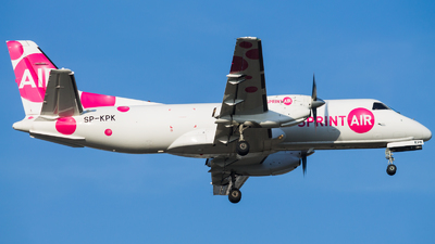 SP-KPK - Saab 340A(F) - SprintAir
