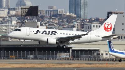 JA215J - Embraer 170-100STD - J-Air