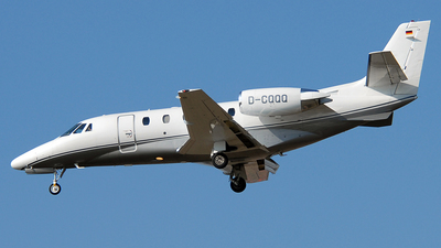 D-CQQQ - Cessna 560XL Citation XLS Plus - DC Aviation