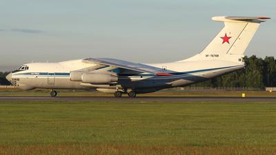 RF-76768 - Ilyushin IL-76MD - Russia - Air Force