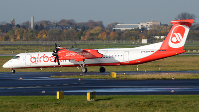 D-ABQT - Bombardier Dash 8-Q402 - LGW Luftfahrtgesellschaft Walter