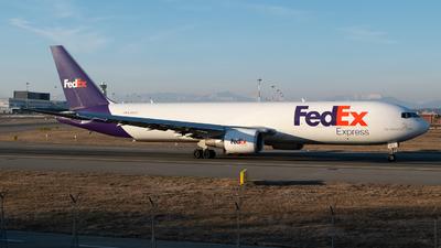 N125FE - Boeing 767-3S2F(ER) - FedEx