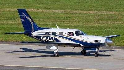 A picture of OKLLL - Piper PA46500TP Malibu Meridian - [4697483] - © Radim Koblížka