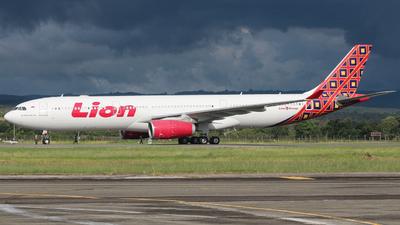 PK-LEK - Airbus A330-343 - Lion Air