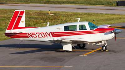 N5201Y - Mooney M20J-201 - Private
