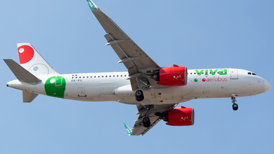 A picture of XAVIL - Airbus A320271N - VivaAerobus - © Miguel Fiesco (MAS Aviation Press)