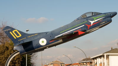 MM6415 - Fiat G91-R/3 - Italy - Air Force