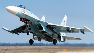 RF-93669 - Sukhoi Su-27SM3 Flanker B - Russia - Air Force
