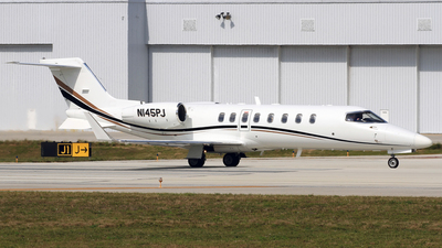 N145PJ - Bombardier Learjet 45 - Private