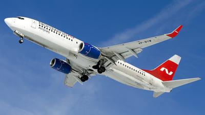 VP-BYW - Boeing 737-8Q8 - Nordwind Airlines