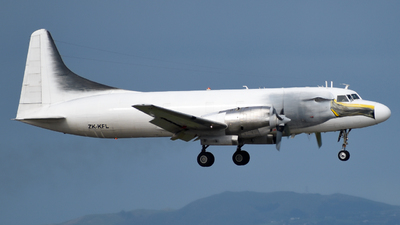 ZK-KFL - Convair CV-580(F) - Air Chathams