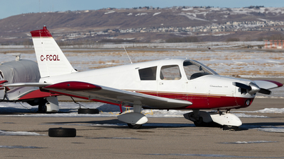 C-FCQL - Piper PA-28-140 Cherokee - Private