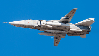 43 - Sukhoi Su-24MR Fencer - Russia - Air Force