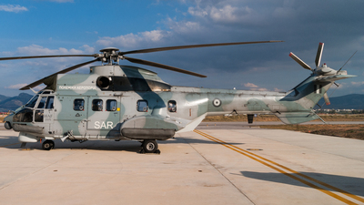 2575 - Aérospatiale AS 332C1 Super Puma - Greece - Air Force