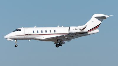 CS-CHK - Bombardier BD-100-1A10 Challenger 350 - NetJets Europe