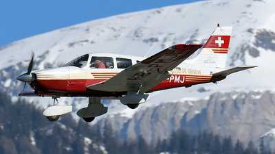HB-PMJ - Piper PA-28-236 Dakota - Aeroclub de Geneve