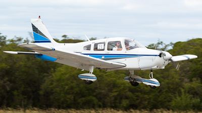 VH-DJR - Piper PA-28-161 Cherokee Warrior II - Private