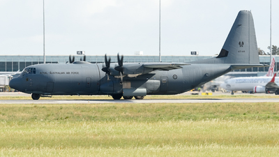 A picture of A97448 - Lockheed C130J Hercules -  - © Andrew Lesty