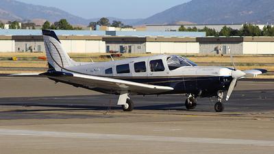 N8218K - Piper PA-32R-301T Turbo Saratoga SP - Private