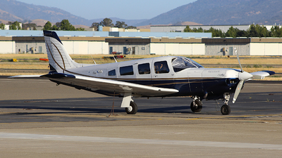 A picture of N8218K - Piper PA32R301T - [32R8229063] - © Jamie West