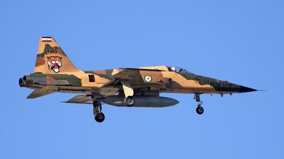 3-7316 - Northrop F-5E Tiger II - Iran - Air Force