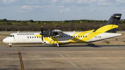 PP-PTN - ATR 72-212A(500) - Passaredo Transportes Aéreos