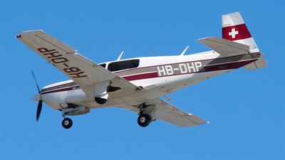 HB-DHP - Mooney M20M TLS - Albis Wings