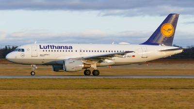 D-AILX - Airbus A319-114 - Lufthansa