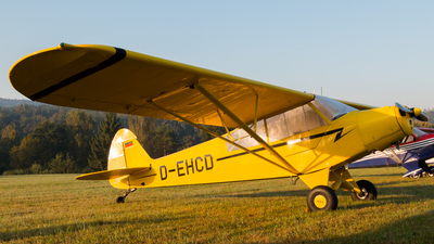 D-EHCD - Piper L-18C Super Cub - Private