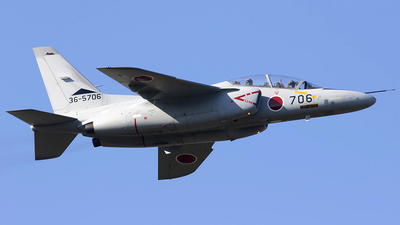 36-5706 - Kawasaki T-4 - Japan - Air Self Defence Force (JASDF)
