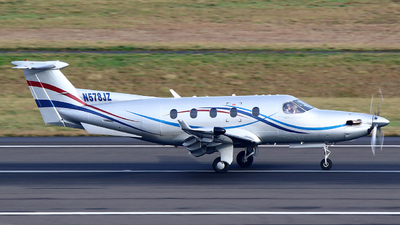 N578JZ - Pilatus PC-12/45 - Private