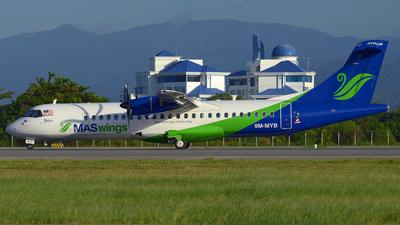 A picture of 9MMYB - ATR 72600 - [1153] - © Ahmad Sallehuddin A.Sahak