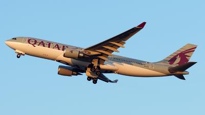 A7-ACI - Airbus A330-202 - Qatar Airways