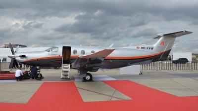 HB-FVW - Pilatus PC-12/47E - AMAC Aerospace