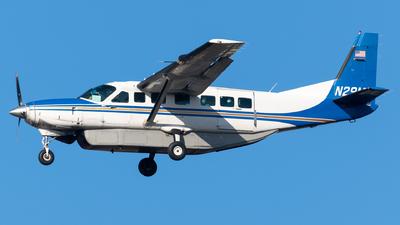 A picture of N29MG - Cessna 208B Grand Caravan - Sun Air Express - © Evan Dougherty
