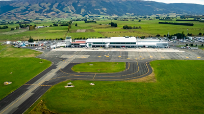 NZDN - Airport - Airport Overview