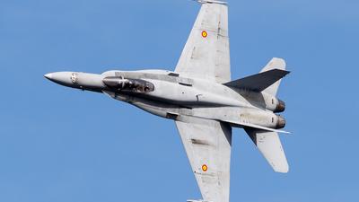 C.15-26 - McDonnell Douglas EF-18M Hornet - Spain - Air Force