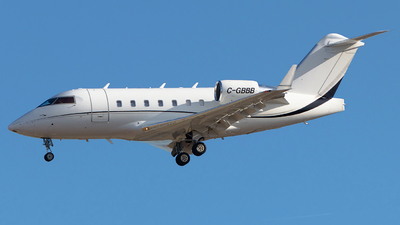 C-GBBB - Bombardier CL-600-2B16 Challenger 604 - Chartright Air