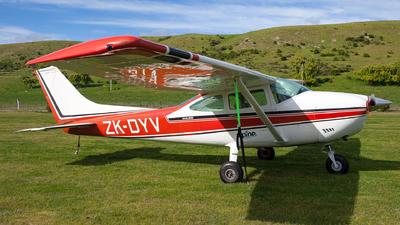 ZK-DYV - Cessna 182P Skylane - Alpine Air